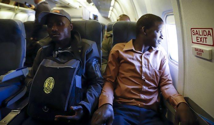 Segundo vuelo del plan retorno voluntario de extranjeros