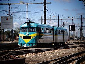 Millonaria inversión en sistema ferroviario