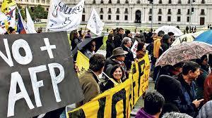 Coordinadora NO +AFP propone que las pensiones no sean más bajas que el sueldo mínimo