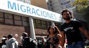 Gobierno extendió plazo para regularización de migrantes