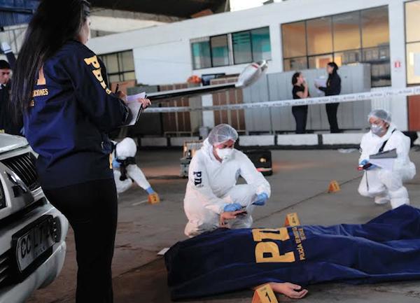 Chile tiene la menor tasa de homicidios de Latinoamérica