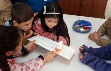 Programa educativo en ciencias para pre escolares