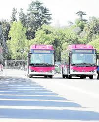 Proyecto de buses eléctricos para 10 comunas del Maule