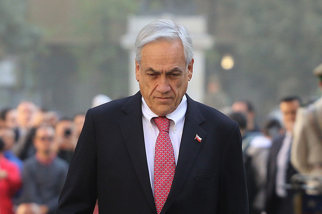 Presidente Piñera nombró nuevos subsecretarios de Fuerzas Armadas, Agricultura y Obras Públicas