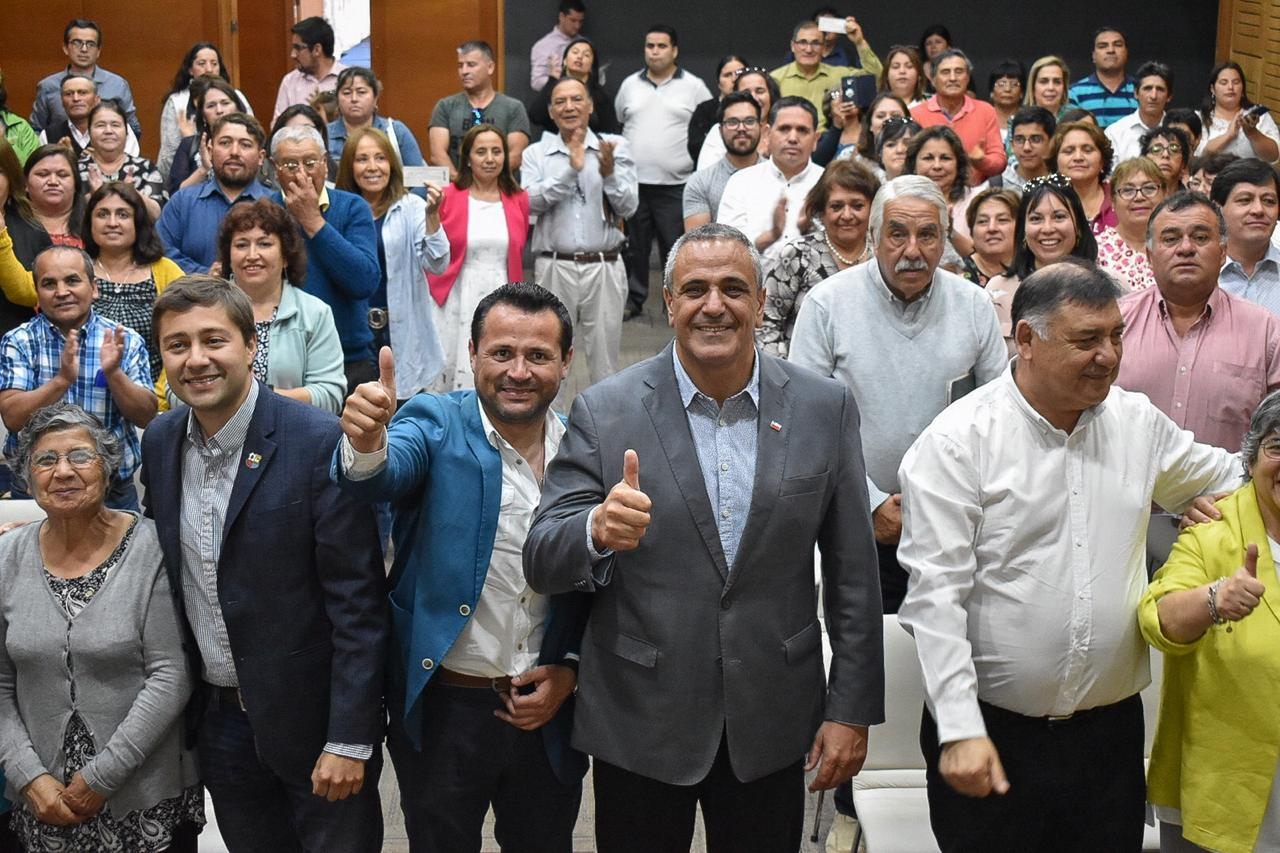 Gobierno regional entregó recursos a organizaciones sociales de la provincia de Talca