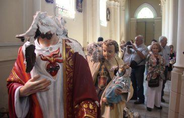Colecta para restaurar santuario María Auxiliadora en Talca