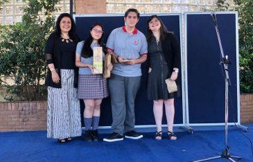 Alumnos del Liceo de Cultura de Talca obtienen primer lugar en Feria Antártica Escolar de Magallanes
