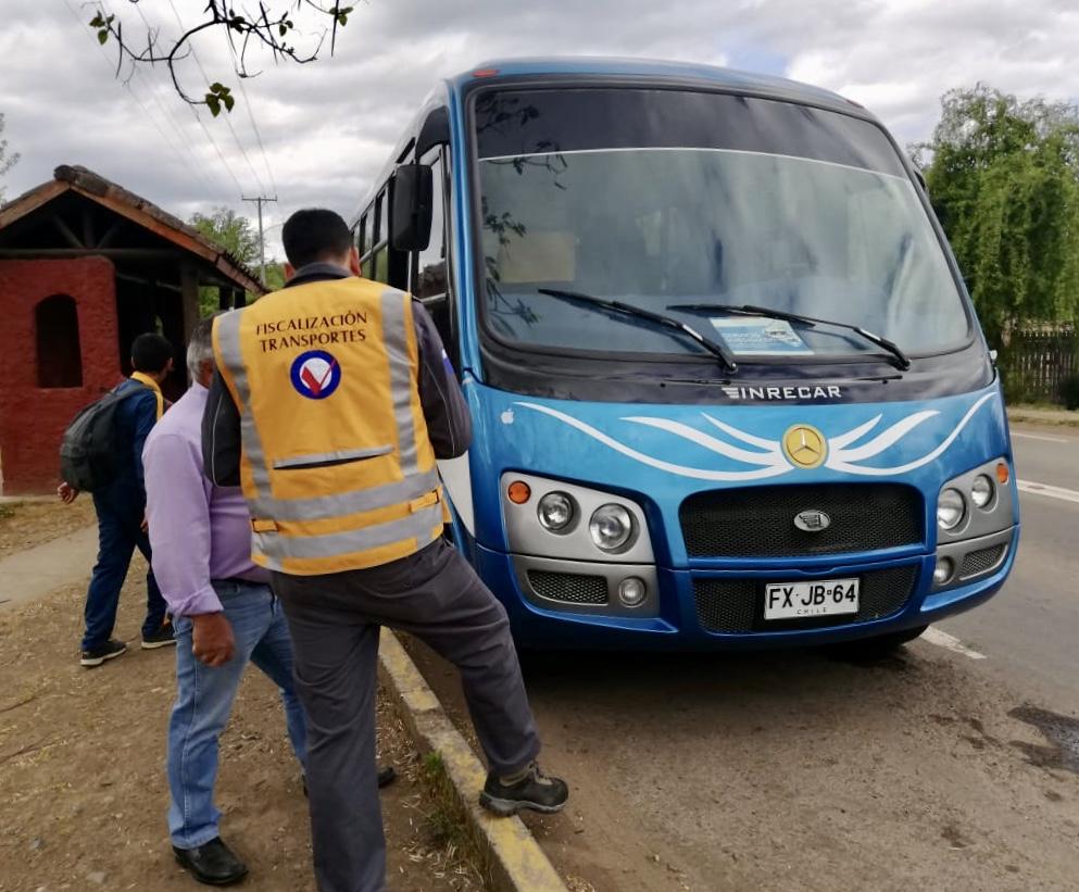 Vichuquén estrenará nuevo servicio de transporte subsidiado para sectores aislados