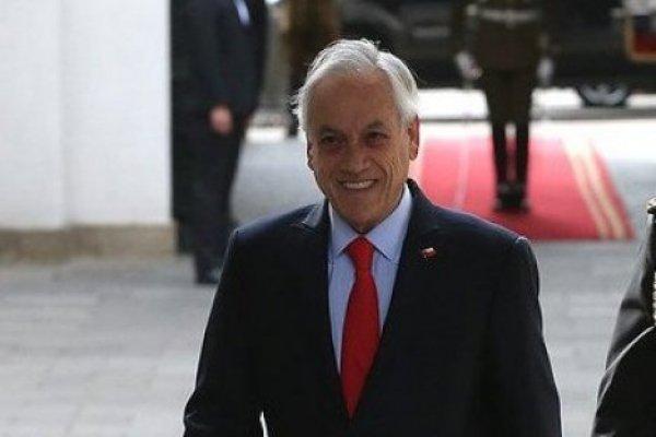 Presidente Piñera conmemoró día internacional de los DD.HH
