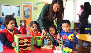Junji inició proceso de matrículas en jardines infantiles