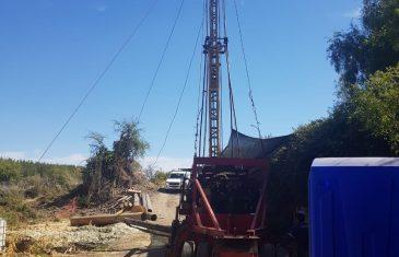 MOP construye pozos para favorecer a comunidades de agua potable rural