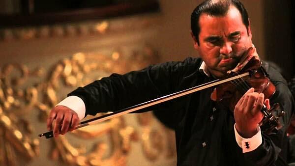 TRM ofrece taller online de violín para músicos del Maule