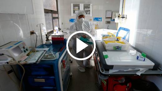 """Colegio Médico del Maule: """"Estamos al borde del colapso sanitario"""""""