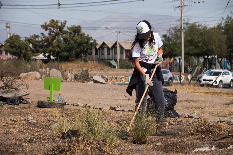 INJUV da a conocer informe sobre organizaciones juveniles de voluntariado