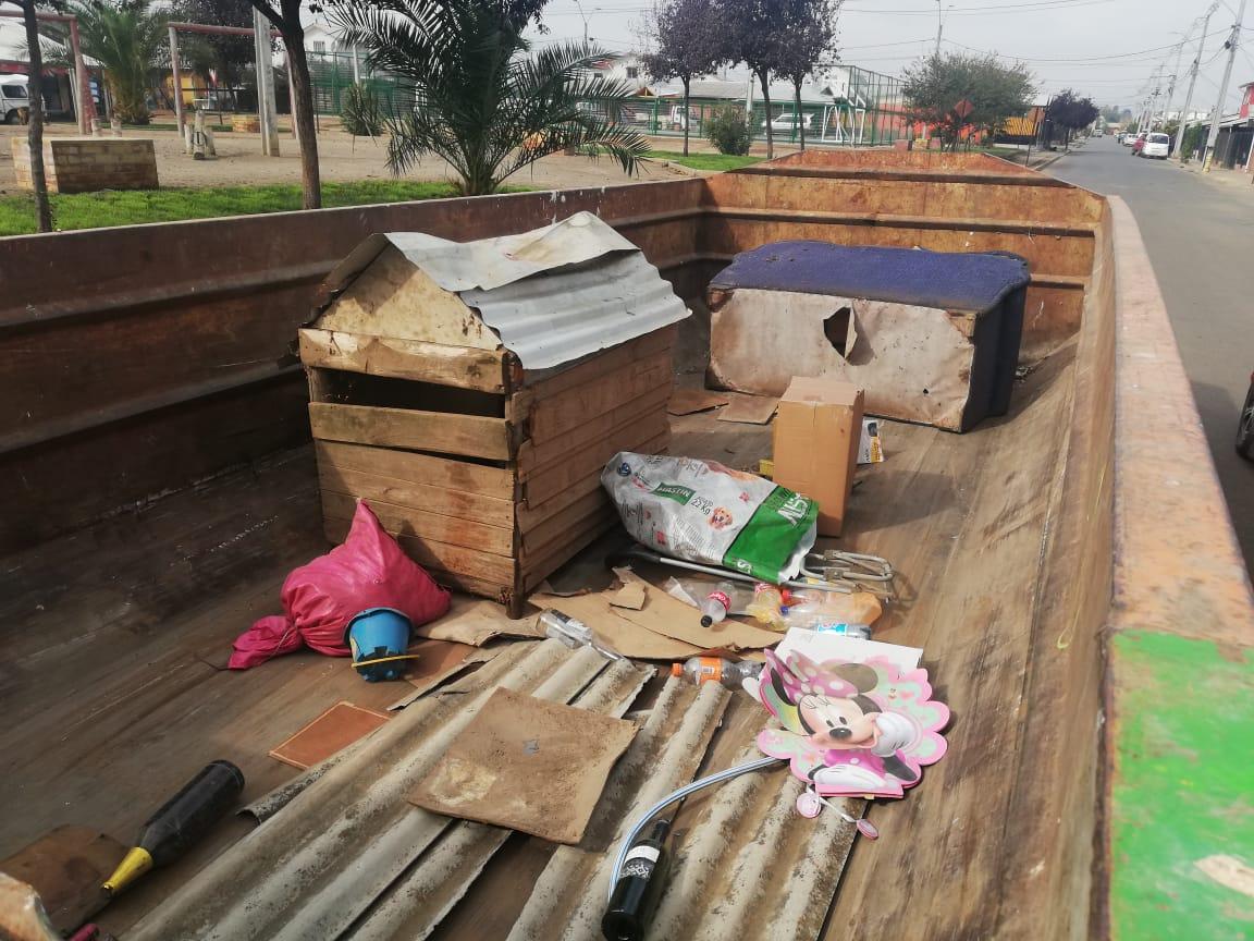 Villas Verde, bicentenario, Las Vertiendes y Don Fermín 1 y 2 recibirán un nuevo operativo de retiro de desechos voluminosos