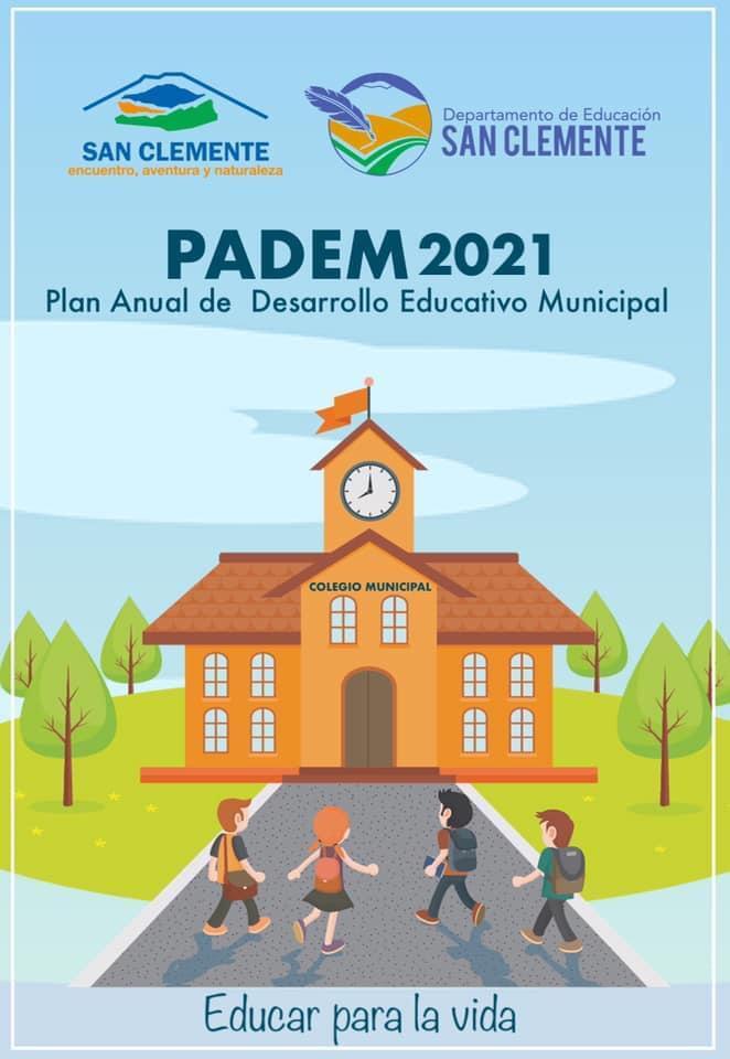 DAEM San Clemente ya cuenta con comisión para la elaboración de plan educativo municipal