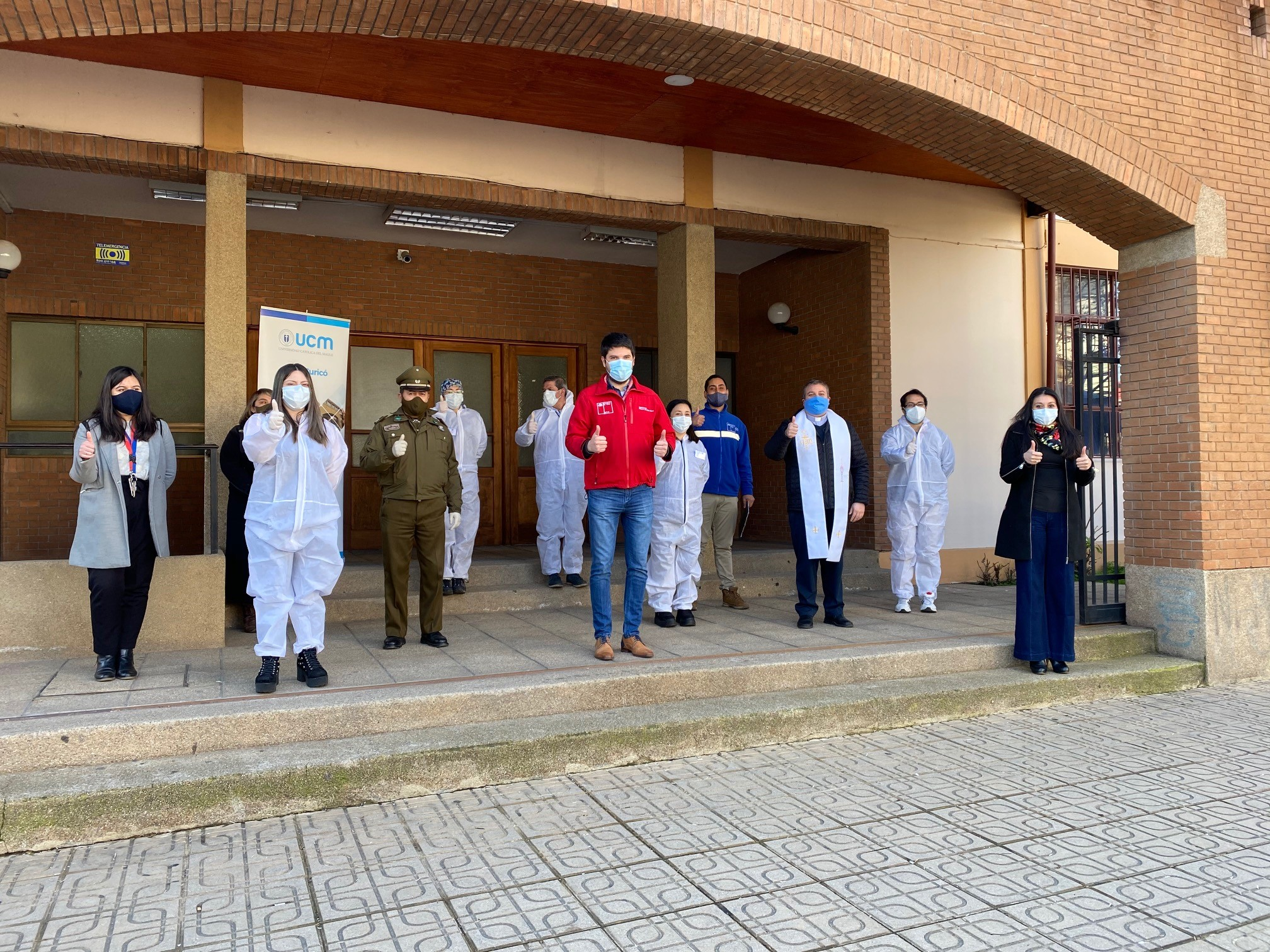 Ruta Médica liderada por la Seremi de Desarrollo Social y  UCM llegó a la Provincia de Curicó