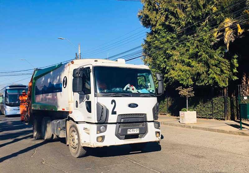 Municipio normalizará desde el 15 de agosto el servicio de recolección de residuos domiciliarios en sectores urbanos y rurales de San Clemente