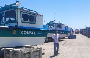 Maule: Pescadores artesanales presentan 40 proyectos a fondo concursable dispuesto por Indespa