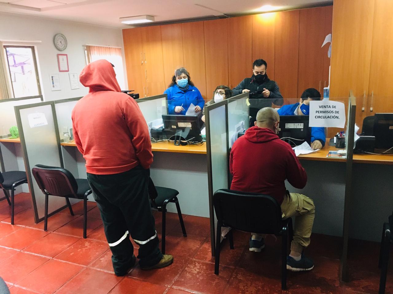 Municipio de San Clemente recuerda que hasta el lunes 31 de agosto hay plazo para pagar la segunda cuota del permiso de circulación 2020
