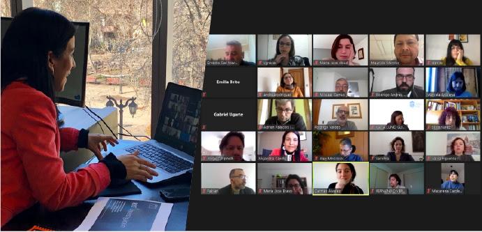 Subsecretaría de Evaluación Social se reúne con más de 40 académicos para informar sobre segunda etapa de postulaciones a RIS Investigación
