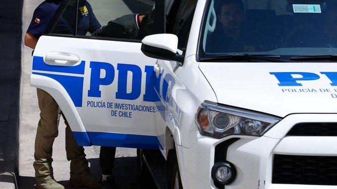 PDI de Linares detiene a sujeto por violencia intrafamiliar