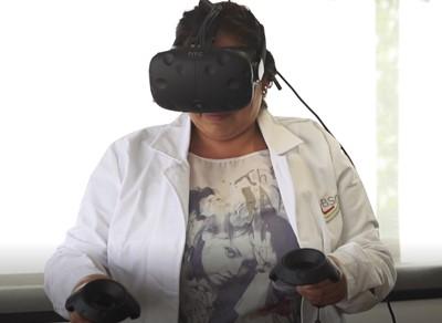 Realidad virtual en agroindustria: experiencia Thinkagro-UTalca  en semana internacional E-Learning