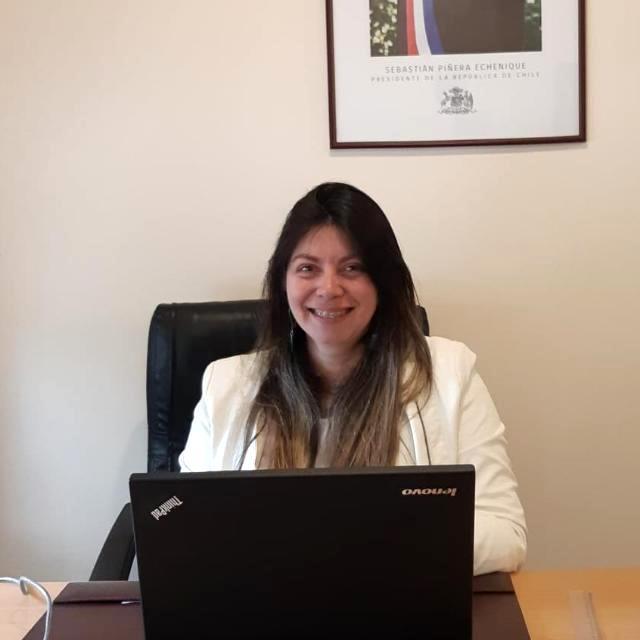 Valeri Santander asumirá como nueva Directora Regional de PRODEMU Maule