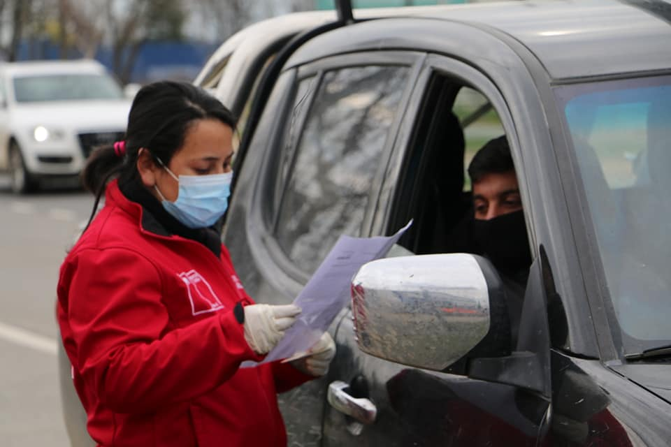 Seremi Salud realizó más de 3 mil controles en primera semana de cuarentena en Linares