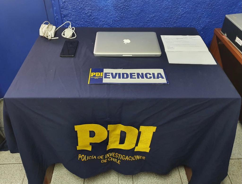 PDI Curicó recupera especies denunciadas por apropiación indebida