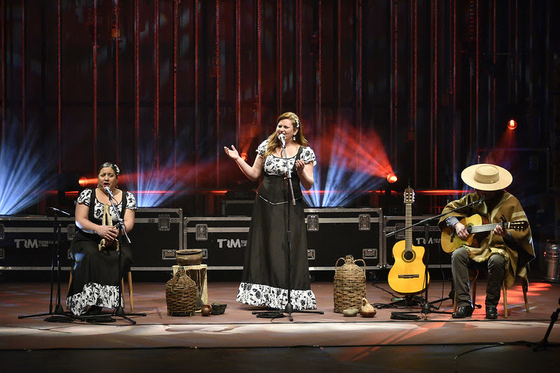 La Patria presenta concierto de cuecas y tonadas en el Teatro Regional
