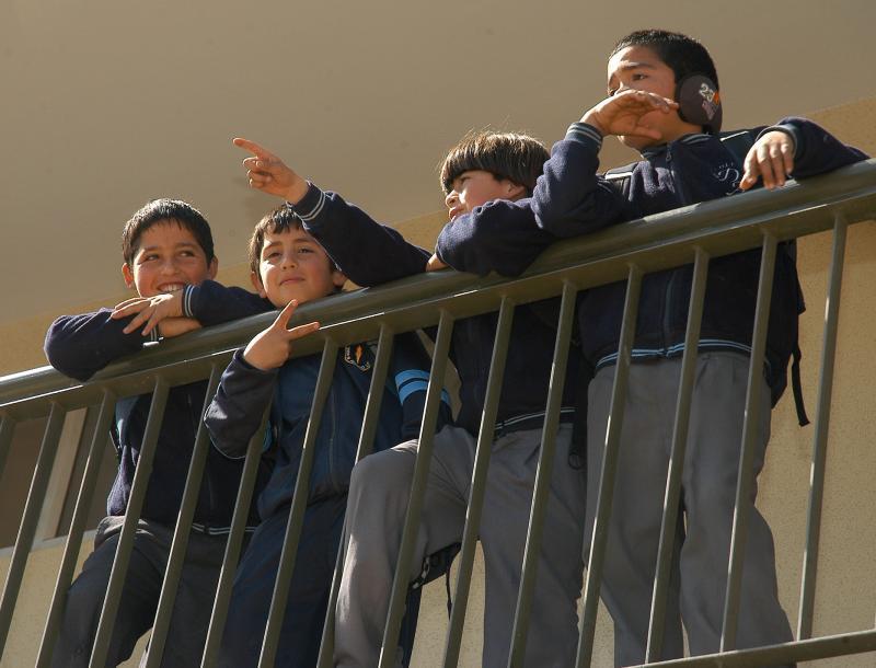 Alcaldesa de Parral anunció que colegios municipales no regresarán a clases presenciales durante este año