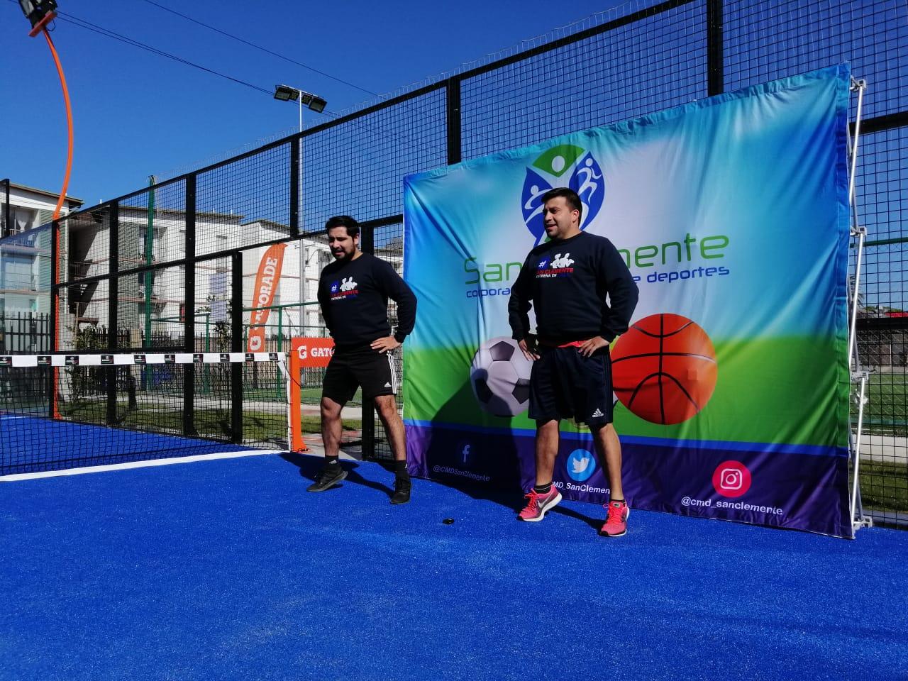 San Clemente celebra aniversario con iniciativas deportivas online