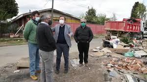 Municipalidad de Talca da inicio a operativo de limpieza para erradicar microbasurales de la ciudad