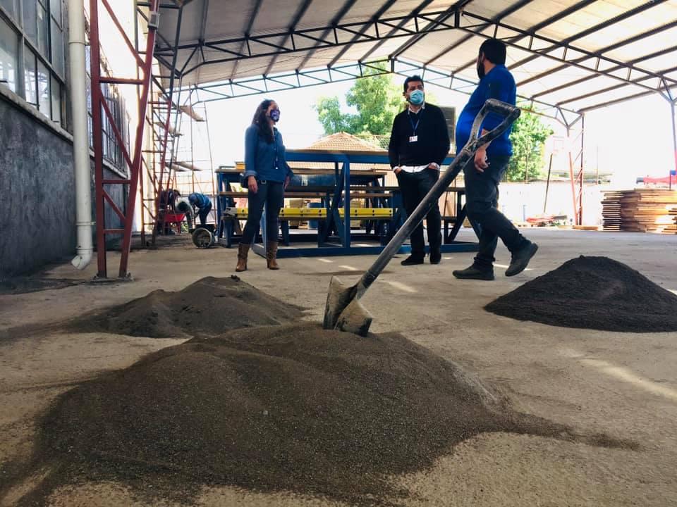 Área de infraestructura del DAEM San Clemente realizó visitas de inspección a tres obras que están en etapa de ejecución