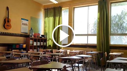 Seremi de Salud confirmó que 2 colegios en la comuna de Molina han presentado casos de Covid-19