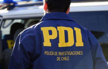 PDI Molina detiene a 3 sujetos por robo con violencia ocurrido en Lontué