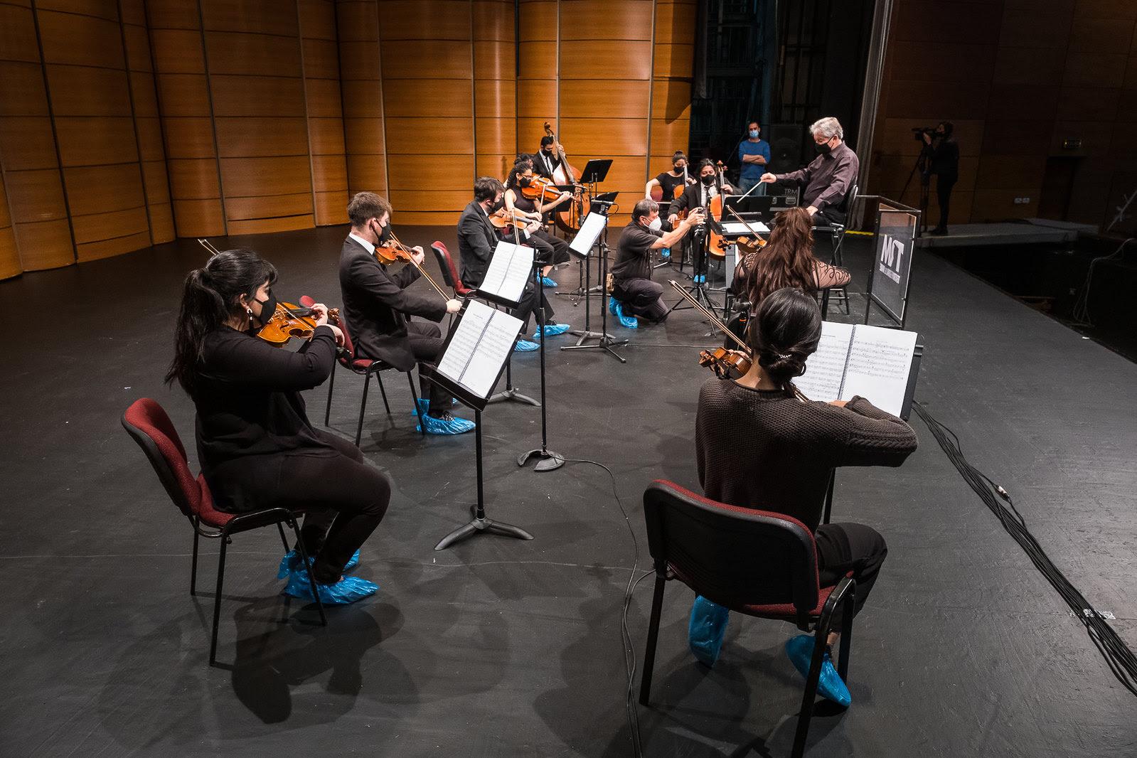 OCM vuelve a la escena para la interpretación de un clásico de la música nacional