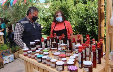 Pequeños productores ofrecerán sus productos en mercado campesino del tue espacio de talca