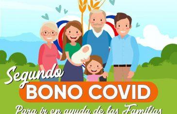 Llaman a tramitar el BONO COVID-19 a jefes y jefas de hogar que aún no han recibido este importante beneficio entregado por el Municipio de San Clemente