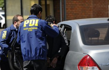 PDI Talca detiene a un hombre y una mujer por el delito de abuso sexual de menor de 14 años