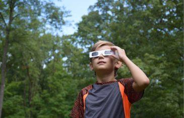 Ver el eclipse sin protección puede producir retinopatía solar