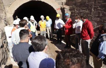 Indap anunció recursos de emergencia para usuarios afectados por el derrumbe en canal Las Mercedes de Curacaví