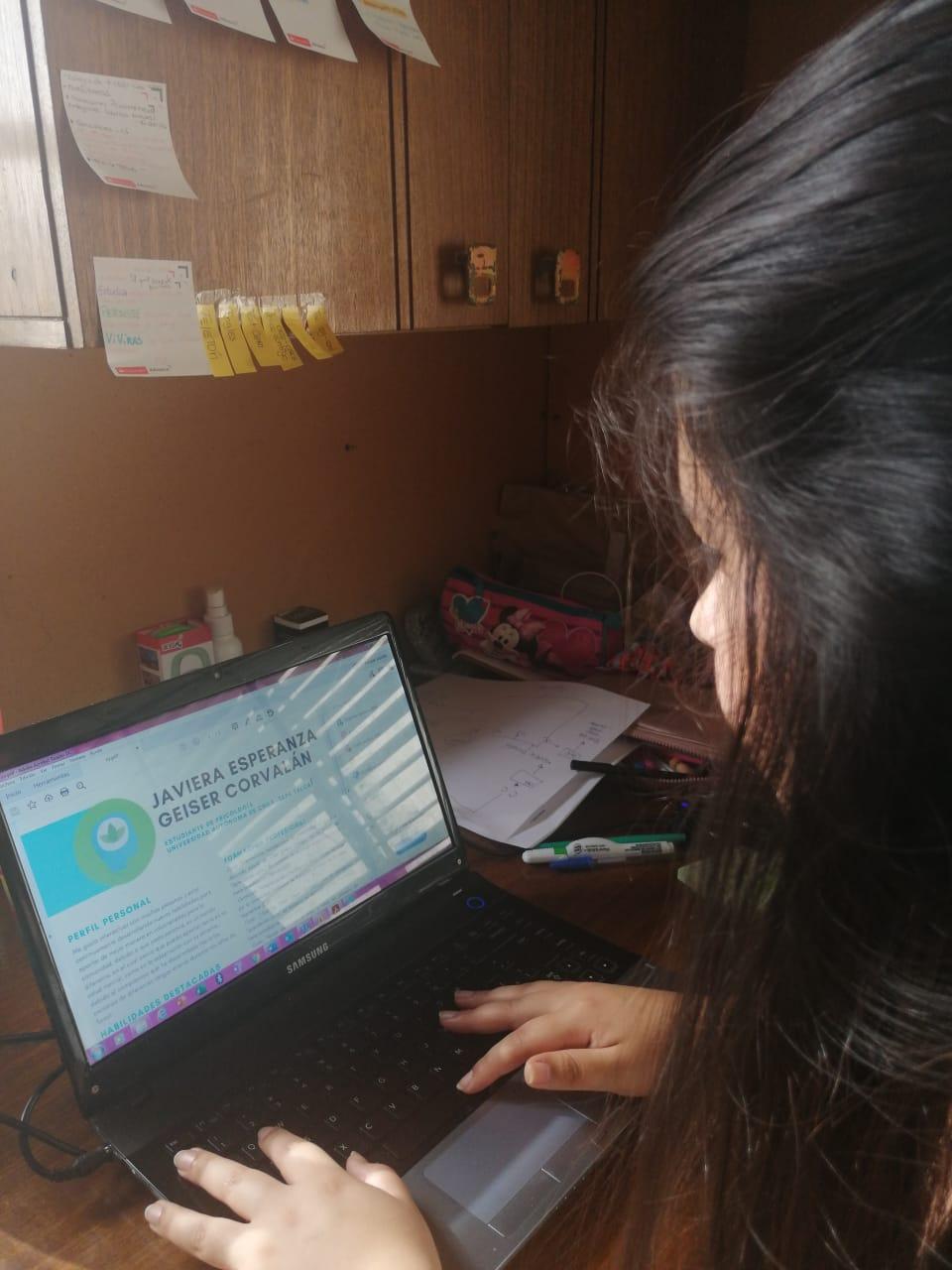 Finalizó ciclo de talleres laborales para jóvenes  organizados por INJUV y la UTalca