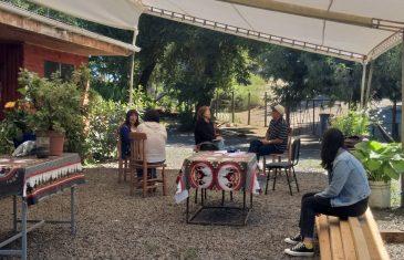 Ruta Agro Turística San Clemente capacitó a emprendedores locales y potenciará sus negocios con nueva página web