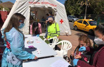 En el marco del Día Mundial del SIDA, se realizaron más de 50 test rápidos de VIH en la Plaza de Armas de San Clemente