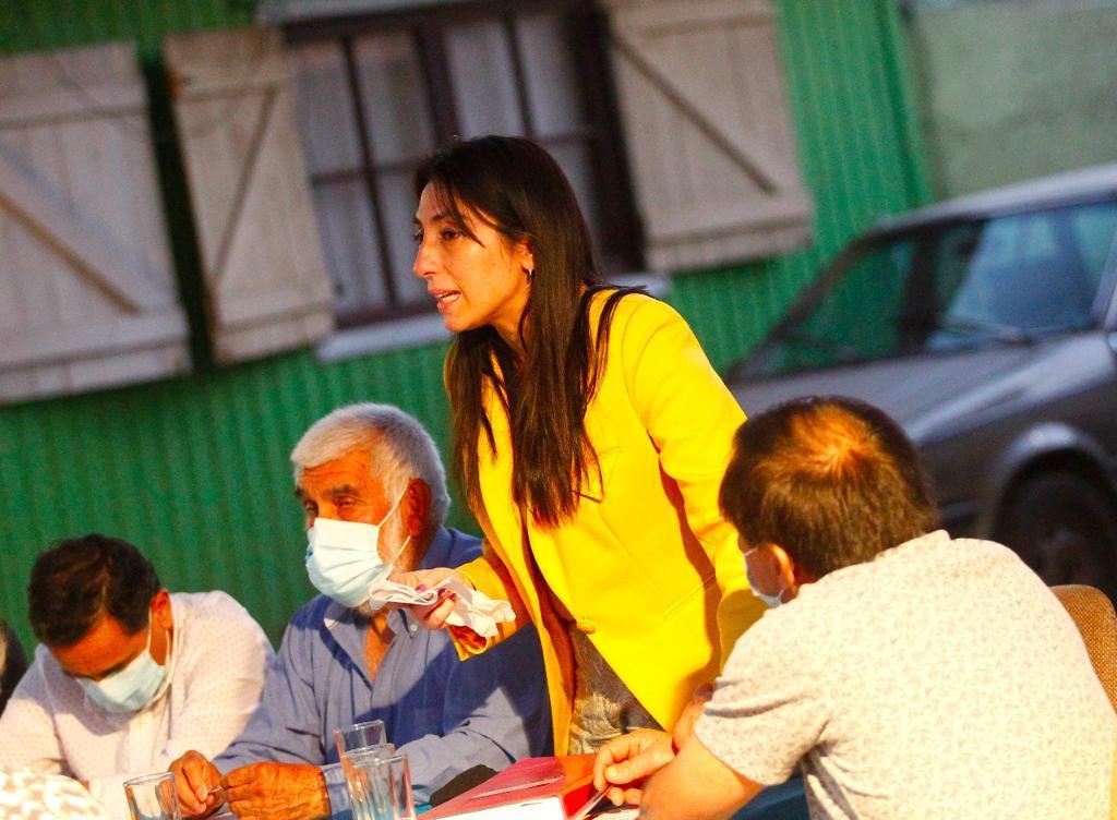 Cristina Bravo  solicita medidas urgentes para apoyar a familias maulinas