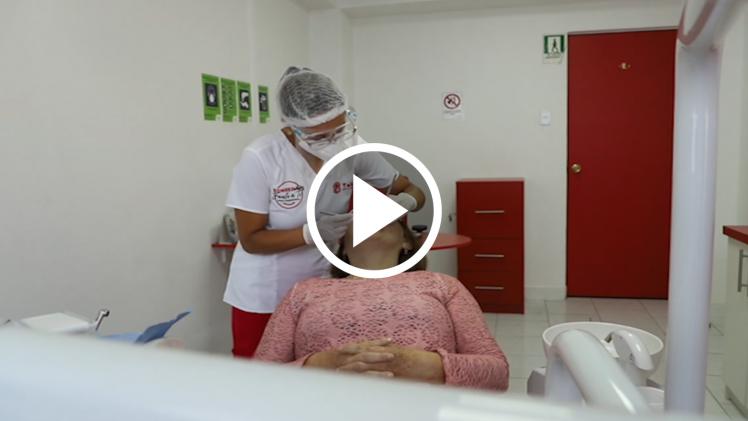 """Cerca de 6.000 talquinos se encuentran inscritos para atención en Clínica Dental  Municipal """"Sonreímos Junto a Ti"""", implementada a principios de este año en la ciudad"""
