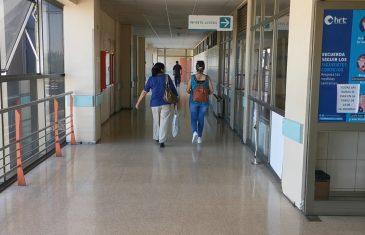 Hospital Regional de Talca informa actualización de medidas