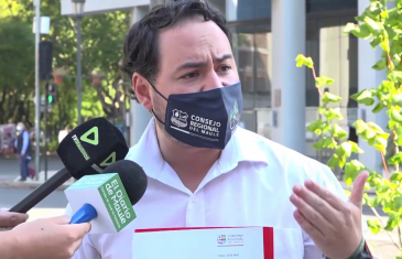 Gabriel Rojas emplazó al intendente del Maule a redestinar más de 6 mil millones de pesos para combatir el Covid